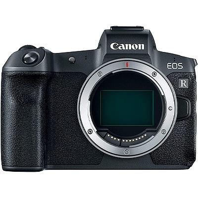 digital camera on a white background