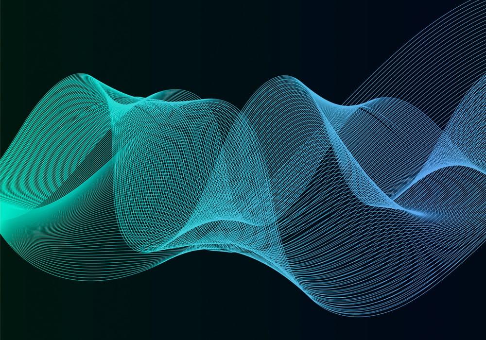 sound wave iillustration