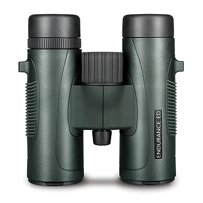 binoculars on a white background
