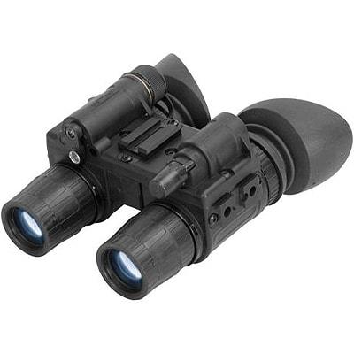 night vision binoculars on a white background