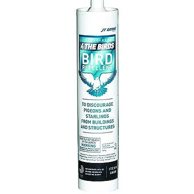 bird deterrent on a white background