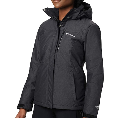 a jacket  on a white background
