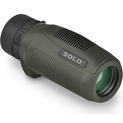 monocular on a white background