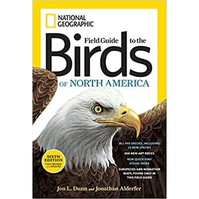 bird guide book
