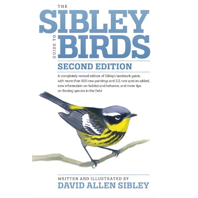 image of sibley book
