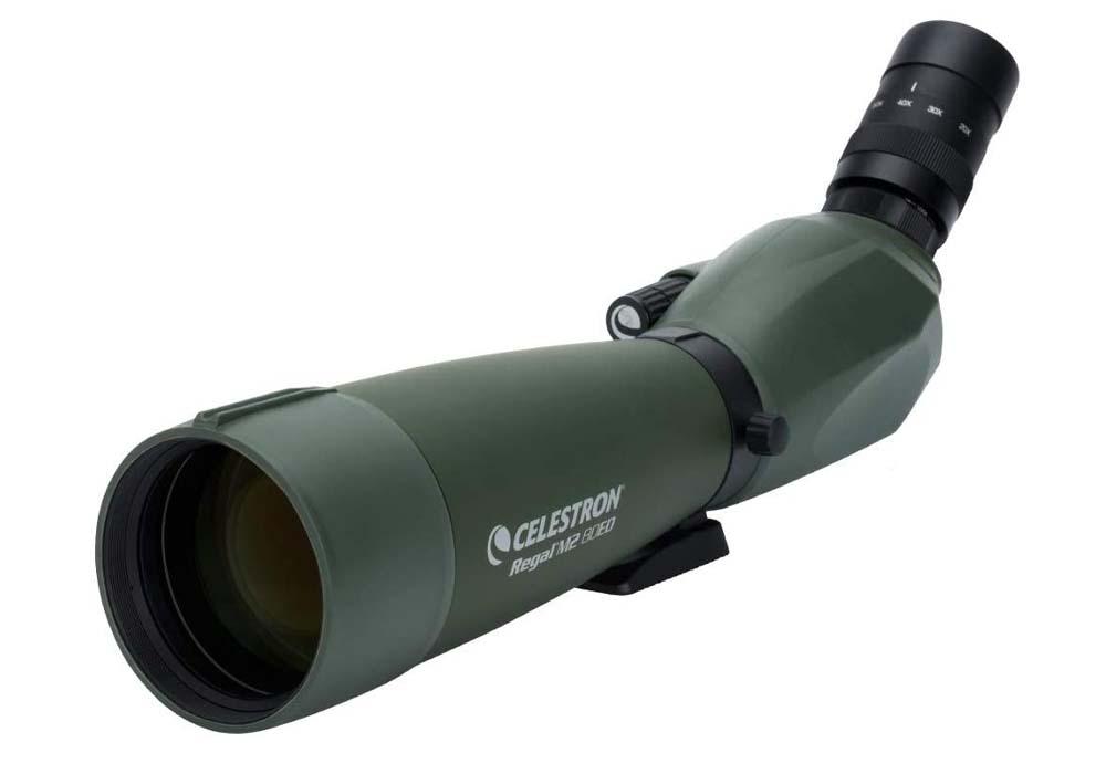 celestron regal m2 spotting scope